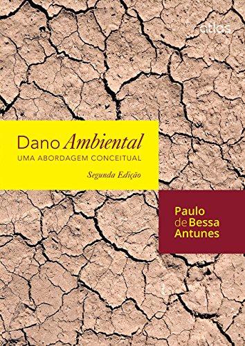9788522492930: Dano Ambiental. Uma Abordagem Conceitual (Em Portuguese do Brasil)