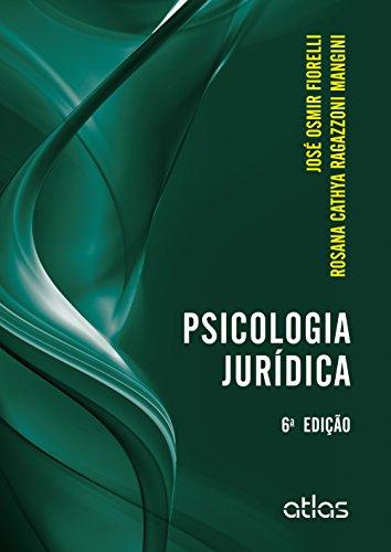 9788522493357: Psicologia Jurídica (Em Portuguese do Brasil)