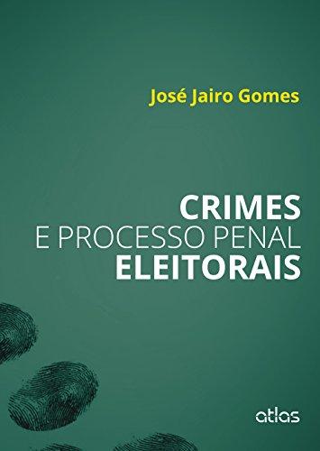 9788522493418: Crimes e Processo Penal Eleitorais (Em Portuguese do Brasil)