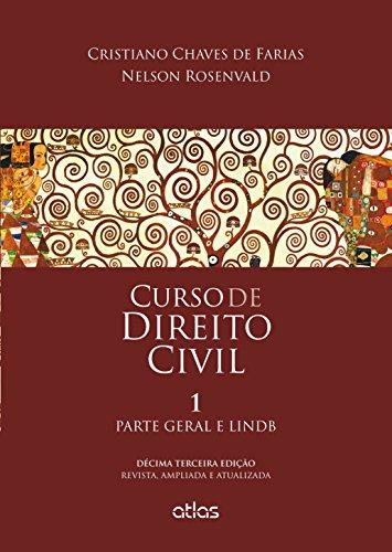9788522494439: Curso De Direito Civil - Volume 1 (Em Portuguese do Brasil)