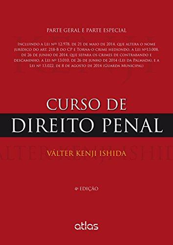 9788522496587: Curso de Direito Penal: Parte Geral e Parte Especial