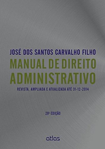 9788522497386: Manual De Direito Administrativo (Em Portuguese do Brasil)