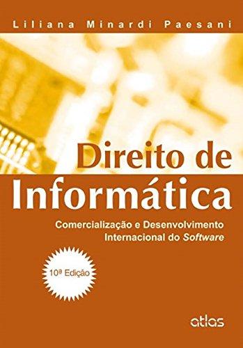 9788522498116: Direito de Informática (Em Portuguese do Brasil)