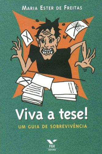 9788522503599: Viva a Tese (Em Portuguese do Brasil)
