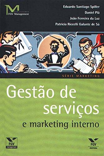 9788522504497: Gestão de Serviços e Marketing Interno