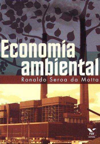 9788522505449: Economia Ambiental