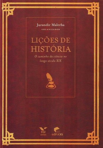 9788522508334: Lições de História (Em Portuguese do Brasil)