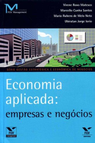 9788522509331: Economia Aplicada. Empresas e Negócios (Em Portuguese do Brasil)