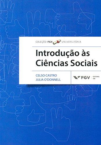 9788522515561: Introducao as Ciencias Sociais