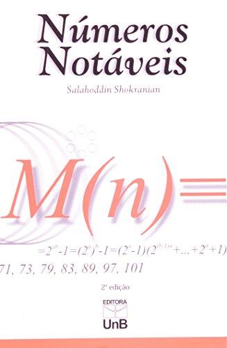 9788523009175: Números Notáveis (Em Portuguese do Brasil)