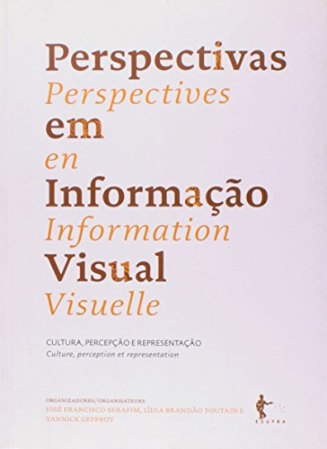 9788523206567: Perspectivas em Informação Visual. Cultura, Percepção e Representação (Em Portuguese do Brasil)