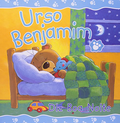 9788524304149: Urso Benjamim: Diz Boa Noite