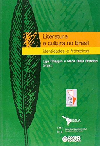 Literatura e cultura no Brasil. Identidades e: Chiappini, L. /