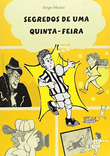 9788524915536: Segredos de Uma Quinta-Feira (Em Portuguese do Brasil)