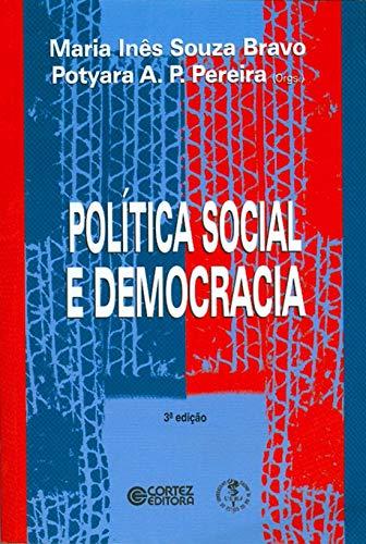 9788524918551: Pol'tica Social e Democracia