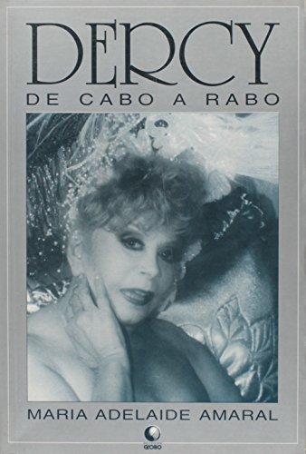 9788525012791: Dercy: De cabo a rabo (Portuguese Edition)