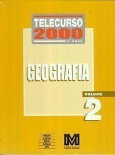 TELECURSO 2000 - 1.GRAU - GEOGRAFIA -: FUND. ROBERTO MARINHO