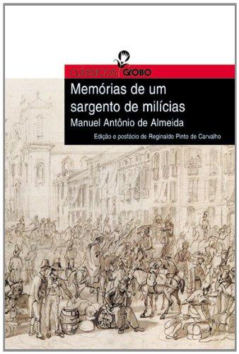 9788525039118: Memórias de um Sargento de Milícias