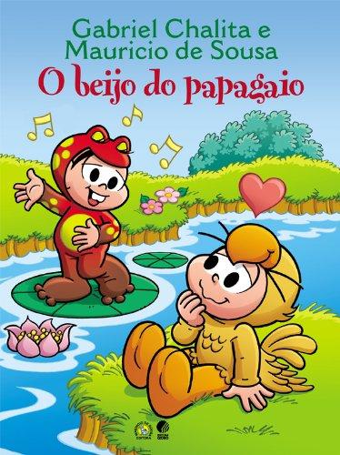 9788525048004: O Beijo Do Papagaio (Em Portuguese do Brasil)