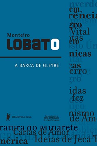 9788525048646: Barca de Gleyre (Em Portugues do Brasil)