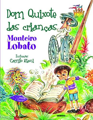 9788525048677: Dom Quixote Das Crianças (Em Portuguese do Brasil)