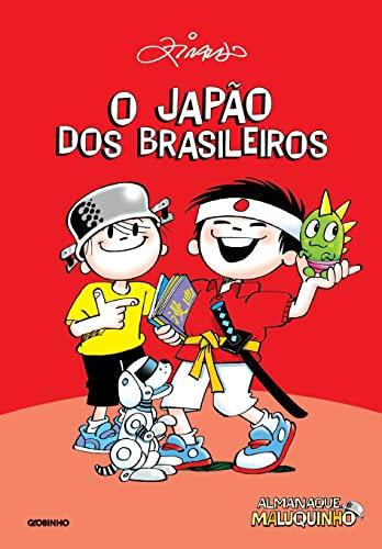 9788525049209: Almanaque Maluquinho. O Japão dos Brasileiros (Em Portuguese do Brasil)