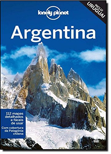 9788525050465: ARGENTINA - LONELY PLANET