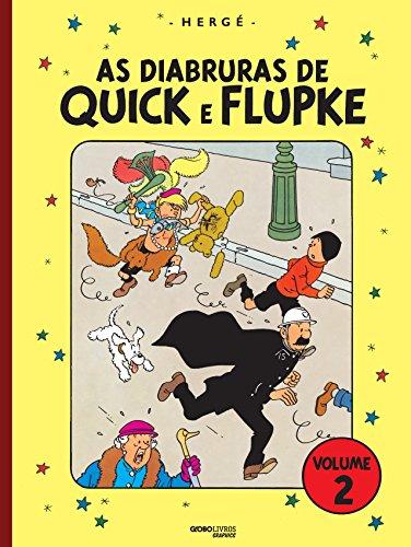 9788525055965: As Diabruras de Quick e Flupke - Volume 2 (Em Portuguese do Brasil)