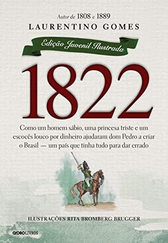9788525061911: 1822 Juvenil (Em Portuguese do Brasil)
