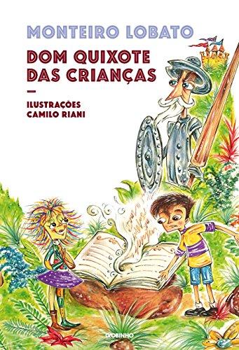 9788525063922: Dom Quixote das Crianças (Em Portuguese do Brasil)