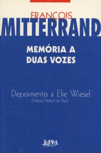 9788525404961: Memoria A Duas Vozes (Em Portuguese do Brasil)