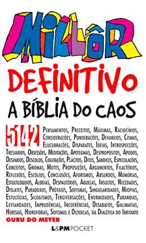9788525411853: Mill�r Definitivo. A B�blia Do Caos - Cole��o L&PM Pocket (Em Portuguese do Brasil)
