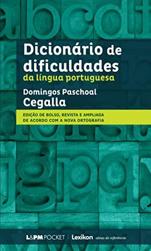 9788525418562: Dicionário de dificuldades da língua portuguesa