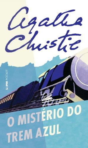 9788525418807: O Misterio do Trem Azul. Pocket (Em Portuguese do Brasil)