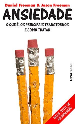 9788525433398: Ansiedade - Coleção L&PM Pocket (Em Portuguese do Brasil)