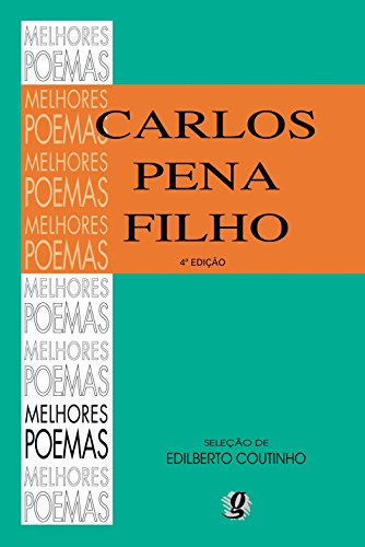 9788526001053: Os Melhores Poemas De Carlos Pena Filho (Em Portuguese do Brasil)