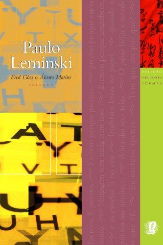 9788526005273: Os Melhores Poemas De Paulo Leminski (Em Portuguese do Brasil)