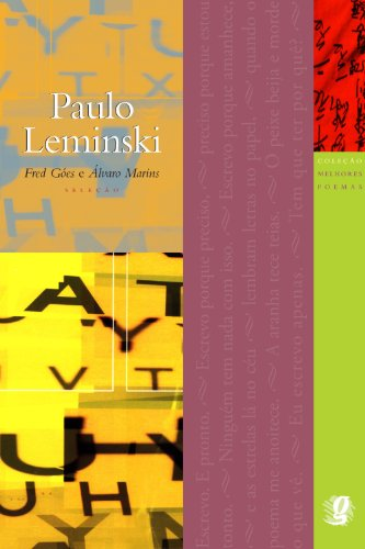 Melhores Poemas de Paulo Leminski, Os: LEMINSKI
