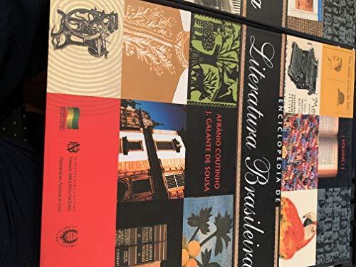 9788526007239: Enciclopédia de literatura brasileira (Portuguese Edition)