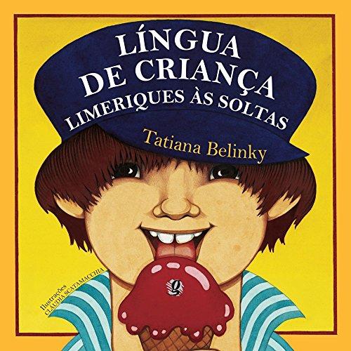 9788526015326: Lingua De Criança. Limeriques As Soltas (Em Portuguese do Brasil)