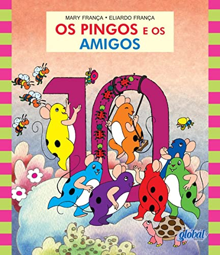 9788526018020: Pingos e os Amigos, Os