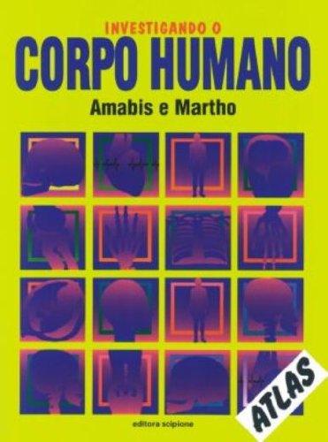 9788526225206: Investigando O Corpo Humano (Em Portuguese do Brasil)