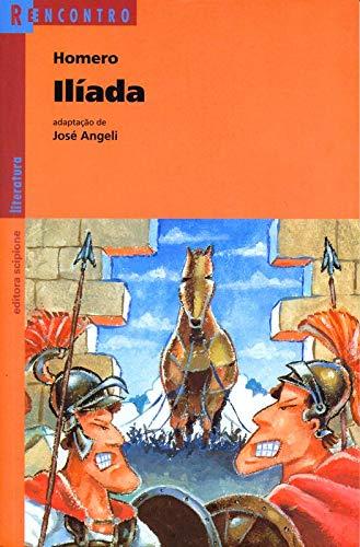 9788526245853: Ilíada - Coleção Reencontro Literatura (Em Portuguese do Brasil)