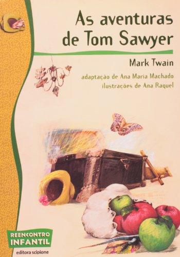 9788526257283: Aventuras De Tom Sawyer - Coleção Reencontro Infantil (Em Portuguese do Brasil)