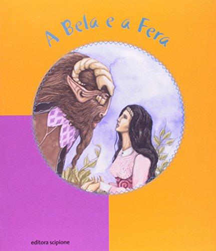 9788526275713: Bela e a Fera, A - Colecao Conto Ilustrado