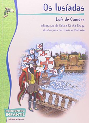 9788526277083: Os Lusíadas - Coleção Reencontro Infantil (Em Portuguese do Brasil)