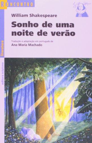 9788526278363: Sonho de uma Noite de Verao - Colecao Reencontro Literatura