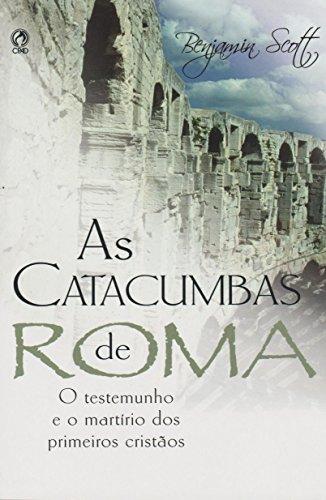 9788526303645: As Catacumbas de Roma (Em Portuguese do Brasil)