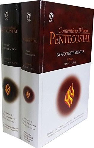 9788526305649: Comentário Bíblico Pentecostal. Novo Testamento (Em Portuguese do Brasil)