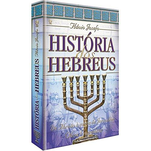 9788526306417: História dos Hebreus. Obra Completa (Em Portuguese do Brasil)